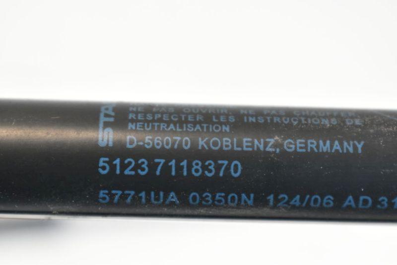 Gasfeder, Motorhaube originalBMW 1 (E87) 116I