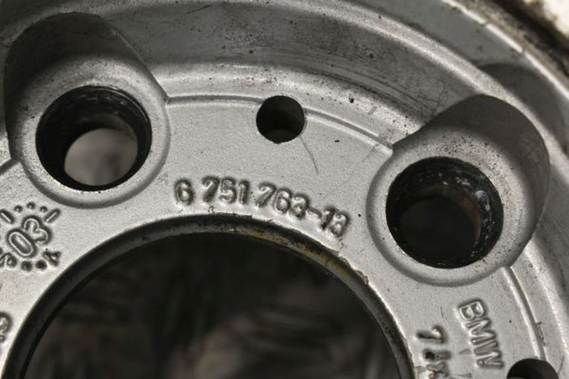 Aluminiumfelge 7JX15 H2 ET20 LK5X120
